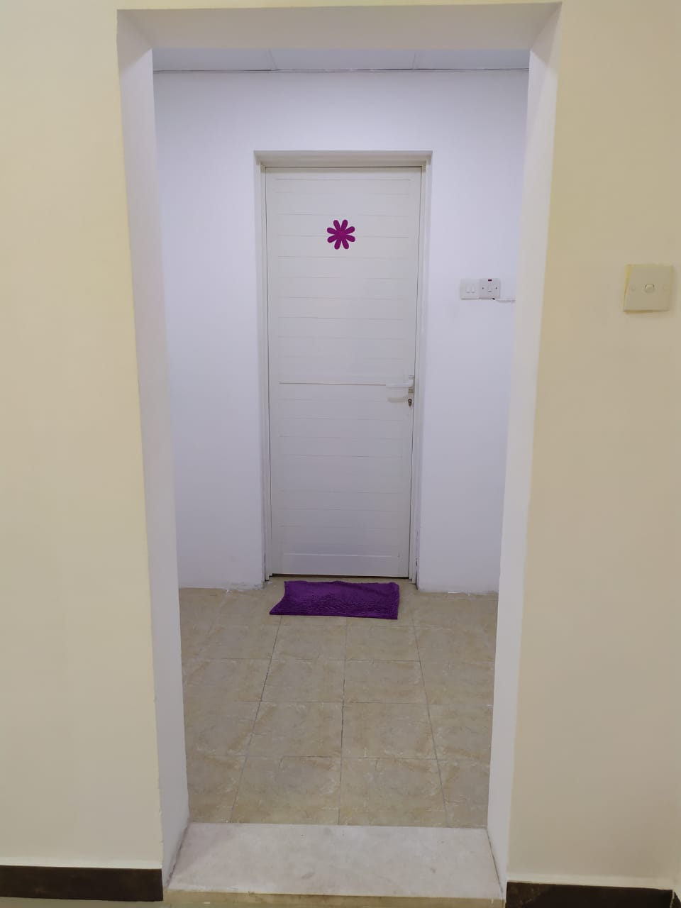 Fully furnished room available for single Indian executive bachelor or family