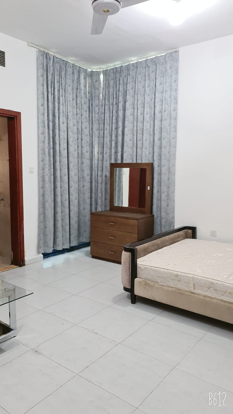 Spacious Room for rent in Falcon tower Ajman