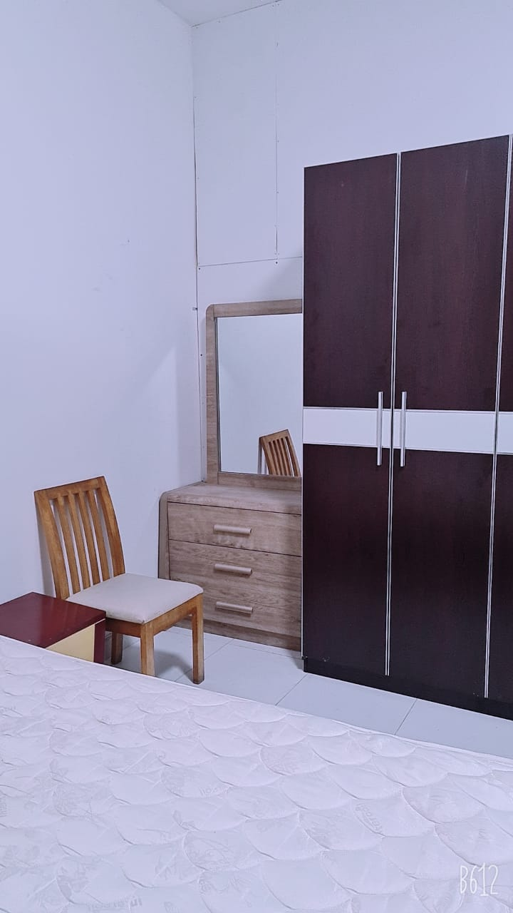 Spacious Partition fully furnished