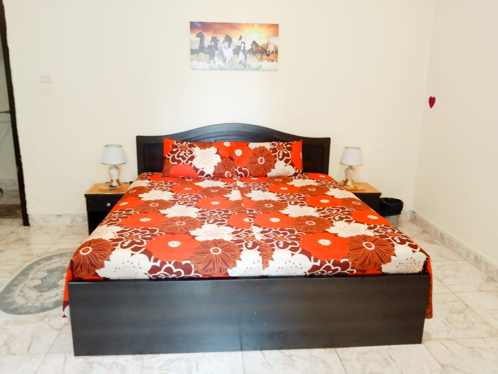Fully Furnish Room for Rent
