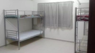 BED SPACE FOR INDIAN MALE BACHELOR - BURJUMAN METRO STATION