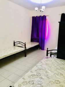 Furnished Bedspace Available For Executive Male In Spain France Cluster International City 700 Only